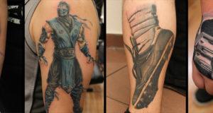 Remek tetoválás árak várják egy elismert, kiváló hangulatú szalonban.