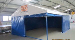 Egyedi, könnyen összeszerelhető sátrakat gyártathat.
